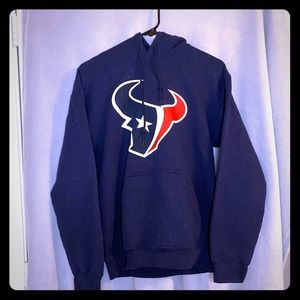 Texans Hoodie (Size Adult Small)
